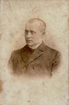 Władysław Świtalski w młodości...