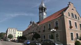 Barczewo to urokliwe miasteczko na Warmii. Odrestaurowana dzięki Unii Europejskiej starówka robi wrażenie...