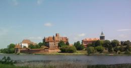Na prestiżowej liście znajduje się np. zamek krzyżacki w Malborku...