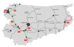 Bieżący stan remontów na krajowej siódemce można sprawdzić na stronie: gddkia.gov.pl