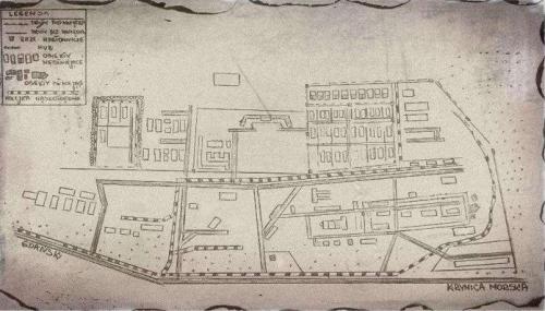 Tak wygląda mapa pamięci stworzona przez uczniów z Nowego Dworu Gdańskiego
