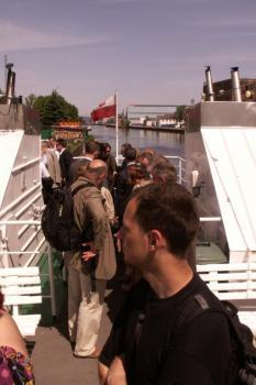 Najwyższa pora, aby transport wodny stał się jednym z priorytetów polityki polskiego rządu - uważają uczestnicy sejmiku. Fot.: archiwum