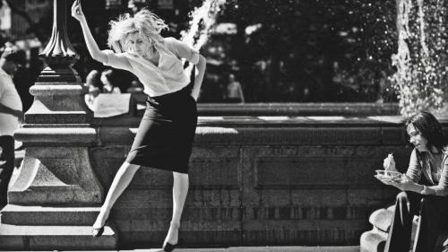 Kadr z filmu Frances Ha