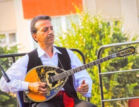 Ostatnia podróż upłynęła pod znakiem muzyki greckiej