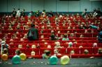 Podczas ubiegłorocznych spotkań dzieci przy okazji Replik FPFF