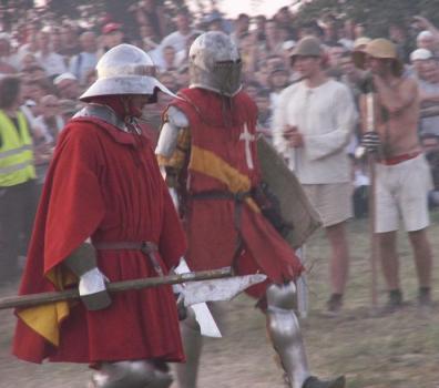 W lipcu pod Grunwaldem spotyka się śmietanka rycerstwa z całej Europy. Teraz przyjadą ci, którzy chcą wziąć udział w Bitwie Narodów...