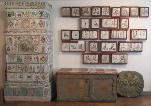 Skarby szczycieńskiego muzeum....