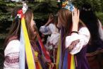 W północno-wschodniej Polsce mieszkają tysiące osób, których rodzinne korzenie tkwią na terenach dzisiejszej Ukrainy. Społeczność ta pielęgnuje swoje tradycje. Co roku można się o tym przekonać w czasie dziecięcego festiwalu w Elblągu. Fot.: archiwum