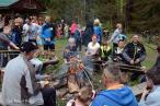 To będzie kolejna okazja do spotkania... Niedawno Rowerowa Majówka zgromadziła ponad 130 uczestników... fot. mat. prasowe MDK
