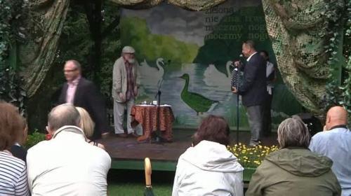 W urokliwej Leśniczówce Pranie w Puszczy Piskiej znajduje się muzeum K. I.Gałczyńskiego..., fot. archiwum