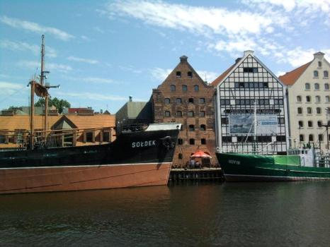 Digitalizacja obiektów dziedzictwa morskiego to zapewne wyzwanie na wiele lat..., fot. archiwum