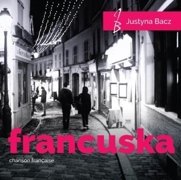 Justyna Bacz ma na koncie m.in. cztery autorskie płyty...