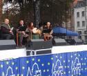 Na scenie przy katedrze św. Mikołaja zabrzmiała m.in. muzyka dawna. Tutaj odbyła się także ogólnopolska inauguracja Europejskich Dni Dziedzictwa... Fot. Agnieszka Jarzębska