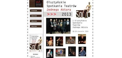 Więcej informacji o festiwalu można znaleźć na stronie solo.mok.olsztyn.pl