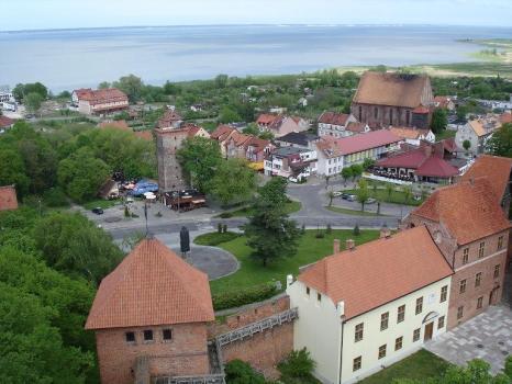 Wśród laureatów są właściciele Wieży Wodnej we Fromborku nad Zalewem Wiślanym, fot. archiwum