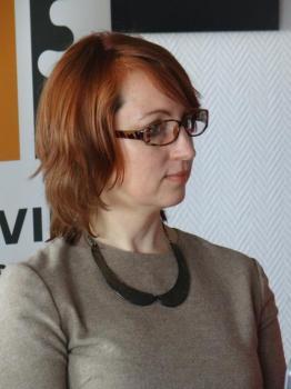 Agnieszka Jarzębska, autorka i koordynatorka projektu
