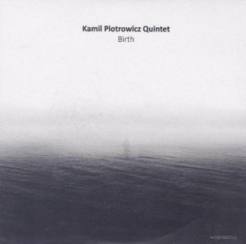 Tak wygląda okładka pierwszej płyty Kamila Piotrowicza i jego zespołu...
