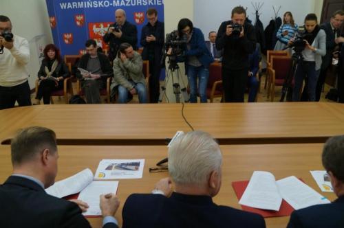 fot. mat. prasowe Urzędu Marszałkowskiego w Olsztynie