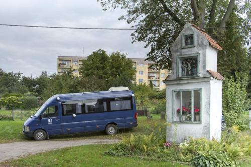 Kapliczka w Barczewie