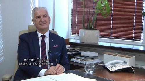 Antoni Czyżyk, Dyrektor CSE